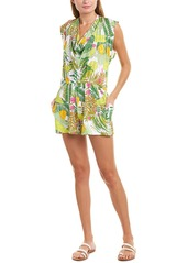 Trina Turk It's Bananas Cover-Up Romper