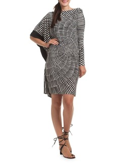 Trina Turk Justina Graphic Knee-High Dress