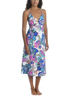 Trina Turk Mandalay Cover-Up Dress