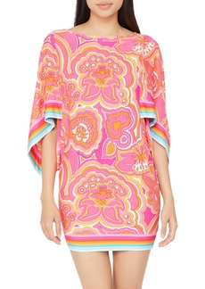Trina Turk Morning Sunrise Cover-Up Tunic