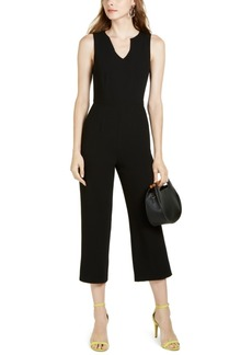 Trina Turk Moscato Sleeveless Cropped Jumpsuit