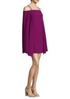 Trina Turk Off-the-Shoulder Shift Dress