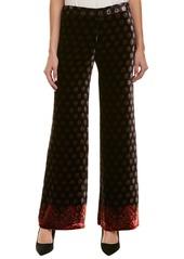 Trina Turk Penelope 2 Silk-Blend Pant