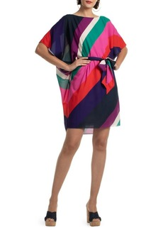 Trina Turk Pitch Perfect Georgette Ellwood Dress