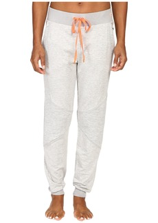 Trina Turk Pleated Pieces Joggers
