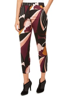 Trina Turk Printed Ankle Pants