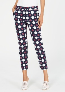 Trina Turk Printed Cropped Pants