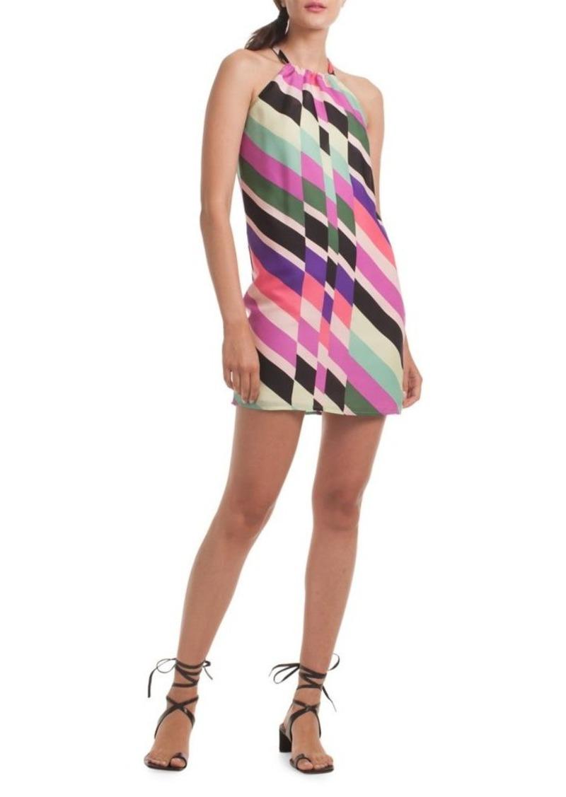 a327af63 Trina Turk Trina Turk Rancho Halter Silk Shift Dress   Dresses