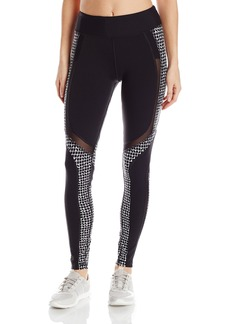 Trina Turk Recreation Women's Check' Me Out Full-Length Legging  XS