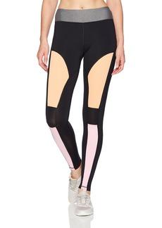 Trina Turk Recreation Women's Color Blocked Legging  L
