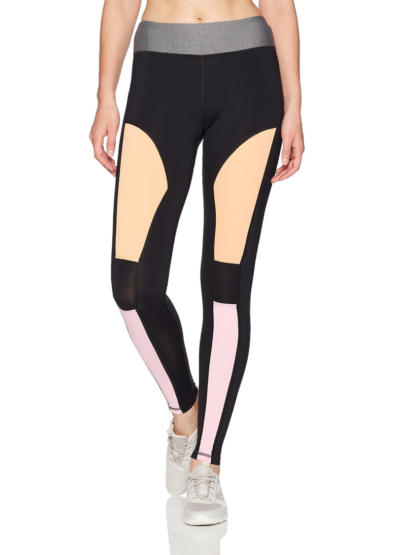 Trina Turk Recreation Womens Color Blocked Legging