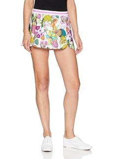 Trina Turk Recreation Women's Elastic Waist Sport Skirt