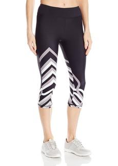 Trina Turk Recreation Women's Lattice Wrap Mid-Length Leggings