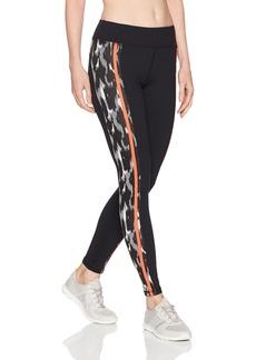 Trina Turk Recreation Women's Leopard Luxe Jacquard Legging  L