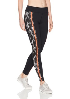 Trina Turk Recreation Women's Leopard Luxe Jacquard Legging  M