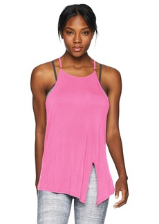 Trina Turk Recreation Women's Multi-Functional Soft Knit Tank Top