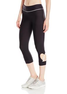 Trina Turk Recreation Women's ogee Capri Legging  S