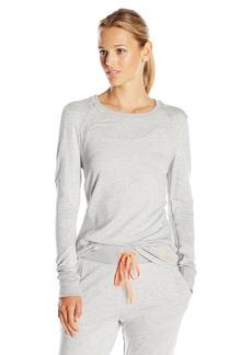 Trina Turk Recreation Women's Pleated Long Sleeve Sweatshirt