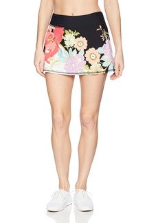 Trina Turk Recreation Women's Royal Gardensports Skirt