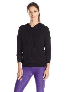 Trina Turk Recreation Women's Terry Hooded Jacket  S