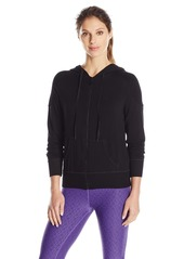 Trina Turk Recreation Women's Terry Hooded Jacket  XS