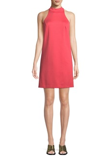 Trina Turk River Ponte Sleeveless Mini Dress