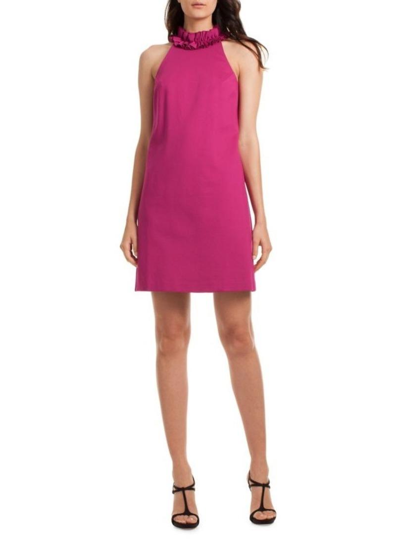 7b46ba53 Trina Turk Trina Turk Ruffle Halter Dress   Dresses