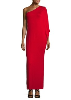 Trina Turk Savanna One-Shoulder Dress