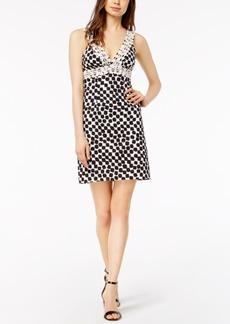 Trina Turk Secret Embroidered Sheath Dress