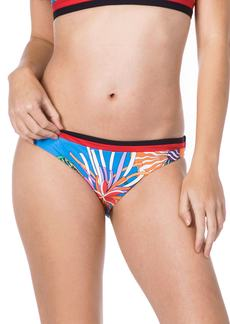 Trina Turk Tahiti Tropical Hipster Bikini Bottoms