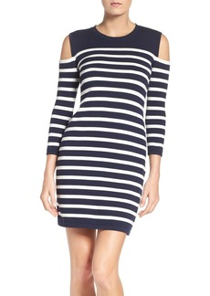 Trina Turk Tango Stripe Cotton Knit Dress