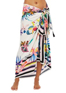 Trina Turk Treasure Cove Cover-Up Pareo