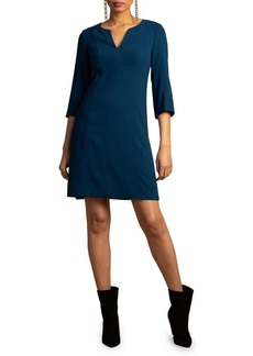 Trina Turk Wine Country Cline Mini Shift Dress