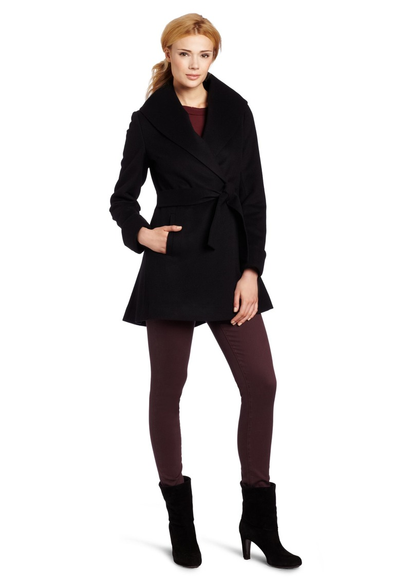 Trina Turk Women's Ali Wrap Coat