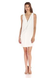 Trina Turk Women's Banning Carmel Crepe Sleeveless Dress