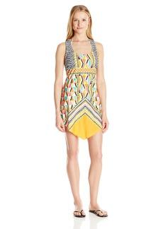 Trina Turk Women's Brasilia Short Dress Cover up  XS
