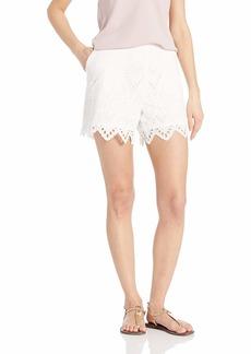 Trina Turk Women's Compay Scalloped Short