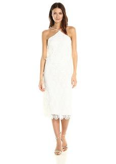 Trina Turk Women's Conga La Flor Lace Midi Dress