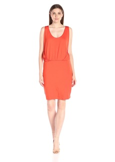 Trina Turk Women's Cyndel Must Have Jersey Front to Back Dress