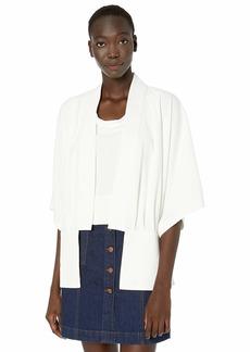 Trina Turk Women's Enamored Shrug Jacket  Extra Large