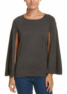 Trina Turk Women's Fern Dell Cape Cotton Sweater  XS