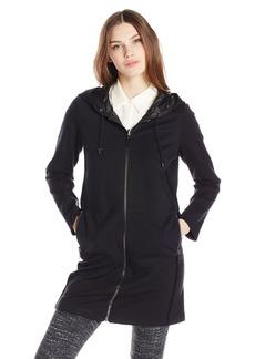 Trina Turk Women's Gabi Reversible Rain Jacket