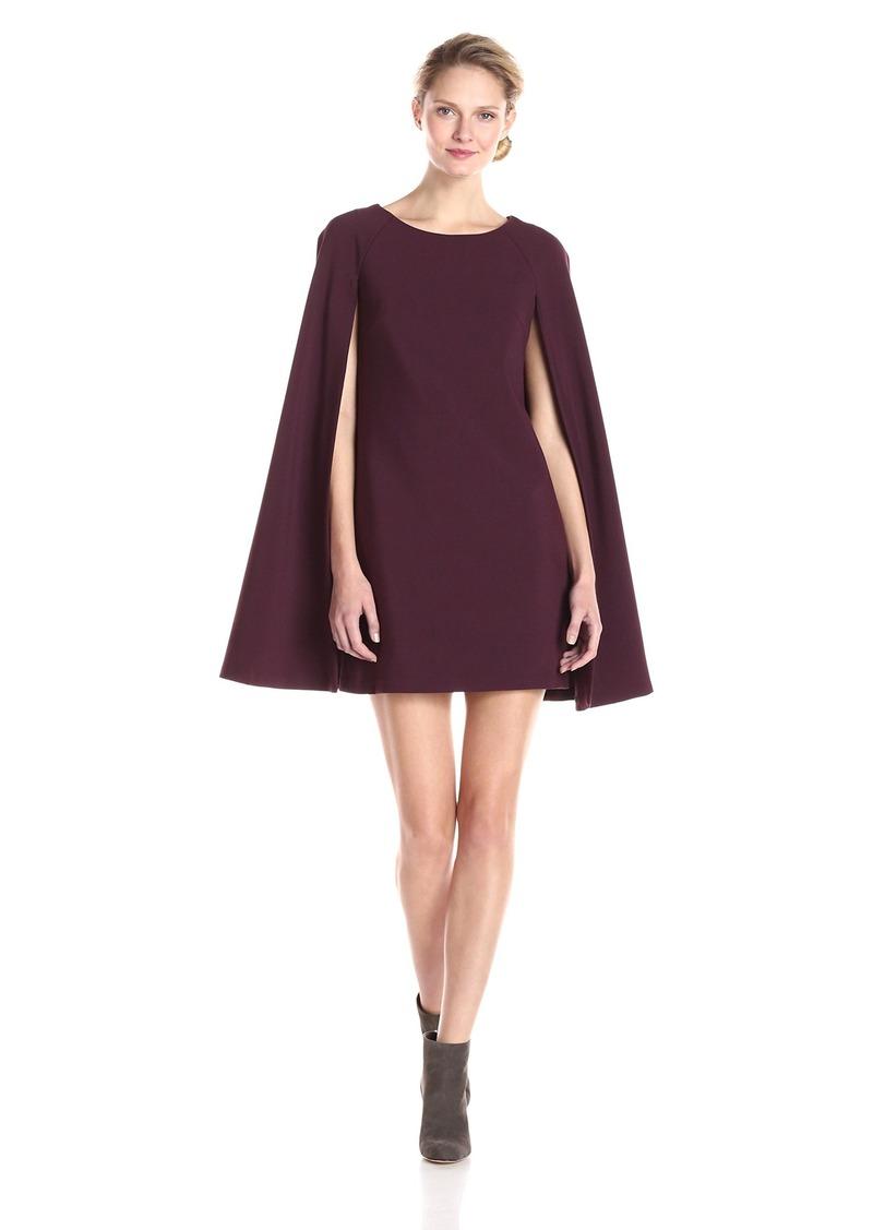 Trina Turk Women's Gizela Cape Dress