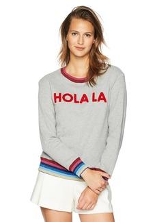 Trina Turk Women's Hola LA Sweatshirt