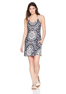 Trina Turk Women's Indochine Short Dress Cover Up  M