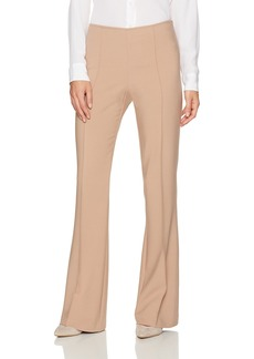 Trina Turk Women's Jacoba Classic High Waist Side Zip Flare Leg Pant