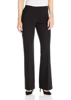 Trina Turk Women's Jacoba Luxe Drape Side Zip Pant