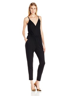 Trina Turk Women's Johnsie Must Have Jersey Jumpsuit  X-Small