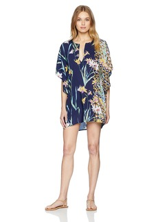Trina Turk Women's Kaftan Beach Cover Up  M