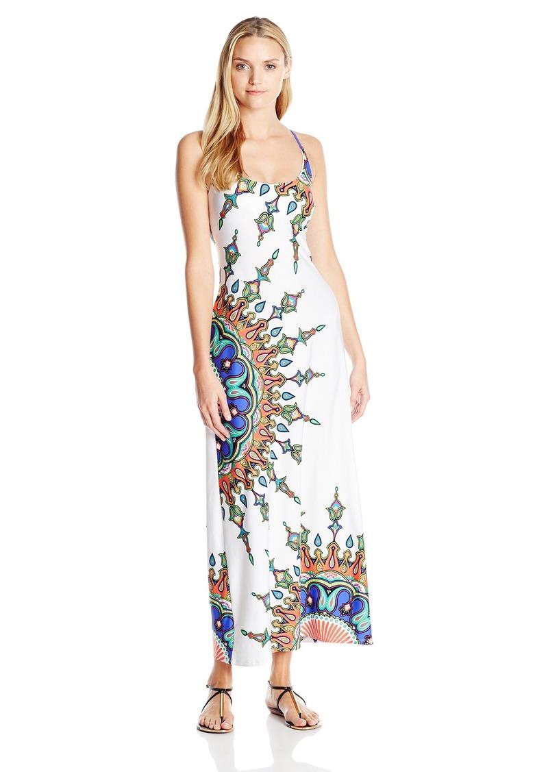 Trina Turk Women's Kasbah Long Dress Cover Up